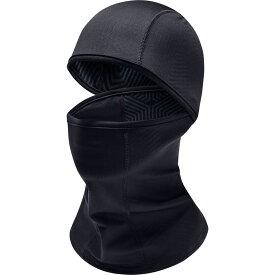 アンダーアーマー Under Armour メンズ 帽子 フェイスマスク【ColdGear Infrared Balaclava】Black/Black