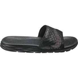 ナイキ Nike メンズ サンダル シューズ・靴【Benassi Solarsoft 2 Slides】Black/Anthracite