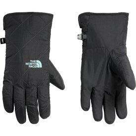 ザ ノースフェイス The North Face レディース 手袋・グローブ 【Rosie Quilt Gloves】Asphalt Gry/Windmill Blue