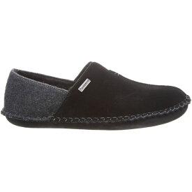 ベアパウ BEARPAW メンズ スリッパ シューズ・靴【Levi Slippers】Black