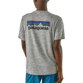 パタゴニア Patagonia メンズ トップス 【Capilene Cool Daily Graphic Shirt】Feather Grey