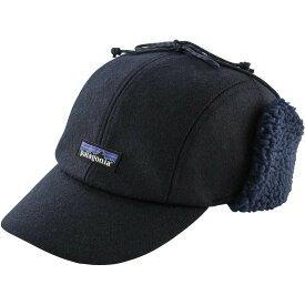 パタゴニア Patagonia メンズ 帽子 【Recycled Wool Ear Flap Cap】Classic Navy