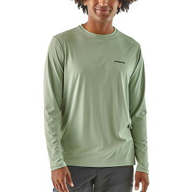 パタゴニア Patagonia メンズ トップス 【Fish Graphic Capilene Cool Long Sleeve Shirt】Skd Fitz Roy Trout/Cldn