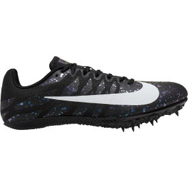 ナイキ Nike レディース 陸上 シューズ・靴【Zoom Rival S 9 Track and Field Shoes】Black/White