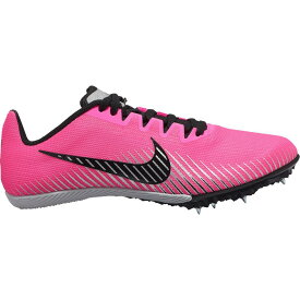 ナイキ Nike レディース 陸上 シューズ・靴【Zoom Rival M 9 Track and Field Shoes】Pink/Black