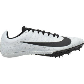 ナイキ Nike レディース 陸上 シューズ・靴【Zoom Rival S 9 Track and Field Shoes】Grey/Black