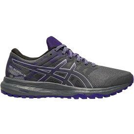 アシックス ASICS レディース ランニング・ウォーキング シューズ・靴【GEL-Scram 5 Trail Running Shoes】Grey/Purple