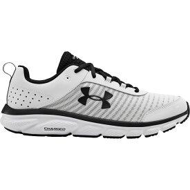アンダーアーマー Under Armour メンズ ランニング・ウォーキング シューズ・靴【Charged Assert 8 Running Shoes】White