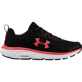 アンダーアーマー Under Armour レディース ランニング・ウォーキング シューズ・靴【Charged Assert 8 Running Shoes】Black/Pink