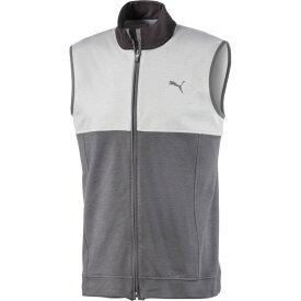 プーマ PUMA メンズ ゴルフ ノースリーブ トップス【Warm Up Golf Vest】Quiet Shade