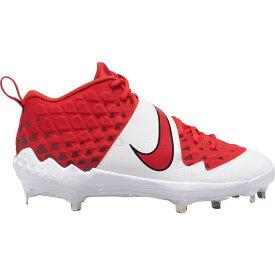 ナイキ Nike メンズ 野球 スパイク シューズ・靴【Force Trout 6 Pro Metal Baseball Cleats】Red/White