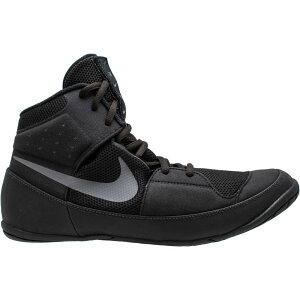 ナイキ Nike メンズ レスリング シューズ・靴【Fury Wrestling Shoes】Black