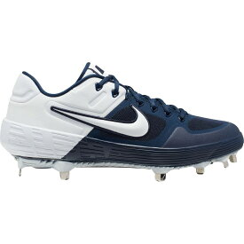 ナイキ Nike メンズ 野球 スパイク シューズ・靴【Alpha Huarache Elite 2 Metal Baseball Cleats】Navy/White