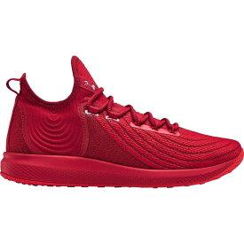 アンダーアーマー Under Armour メンズ 野球 シューズ・靴【Harper 4 Baseball Turf Shoes】Red/White