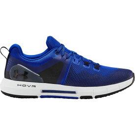 アンダーアーマー Under Armour メンズ フィットネス・トレーニング シューズ・靴【HOVR Rise Training Shoes】Blue/White