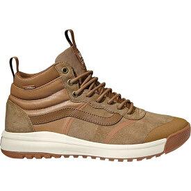 ヴァンズ Vans メンズ シューズ・靴 【Ultrarange HI DL MTE Shoes】Tan/Tan