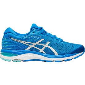 アシックス ASICS レディース ランニング・ウォーキング シューズ・靴【GEL-Cumulus 21 Running Shoes】Blue/Silver