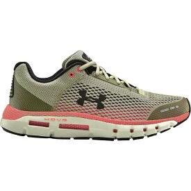 アンダーアーマー Under Armour メンズ ランニング・ウォーキング シューズ・靴【HOVR Infinite Running Shoes】Green/Pink