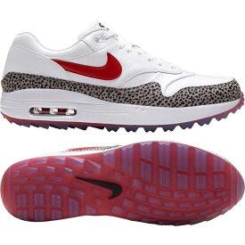 ナイキ Nike メンズ ゴルフ シューズ・靴【Air Max 1 G NRG Golf Shoes】Safari