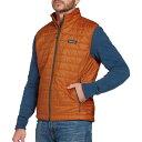 パタゴニア Patagonia メンズ ベスト・ジレ トップス【Nano Puff Vest】Hammonds Gold