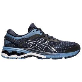 アシックス ASICS メンズ ランニング・ウォーキング シューズ・靴【GEL-Kayano 26 Running Shoes】Navy/Grey