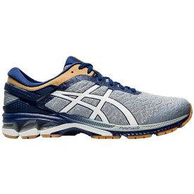 アシックス ASICS メンズ ランニング・ウォーキング シューズ・靴【GEL-Kayano 26 Metro Explorer Running Shoes】Navy/Gold