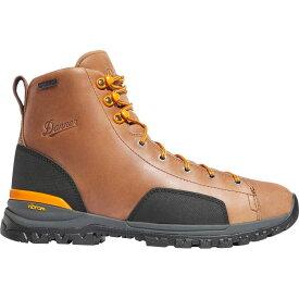ダナー Danner メンズ ブーツ ワークブーツ シューズ・靴【Stronghold 6'' EH Waterproof Composite Toe Work Boots】Brown