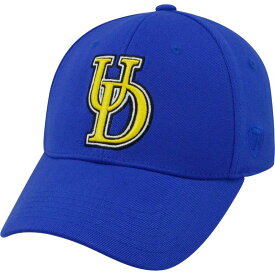 トップオブザワールド Top of the World メンズ キャップ 帽子【Delaware Fightin' Blue Hens Blue Premium Collection M-Fit Hat】
