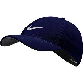 ナイキ Nike レディース ゴルフ 【2020 AeroBill Heritage86 Perforated Golf Hat】Blue Void/White
