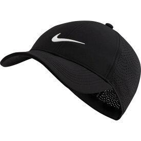 ナイキ Nike レディース ゴルフ 【2020 AeroBill Heritage86 Perforated Golf Hat】Black/White