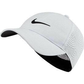 ナイキ Nike レディース ゴルフ 【2020 AeroBill Heritage86 Perforated Golf Hat】Sky Grey/Black