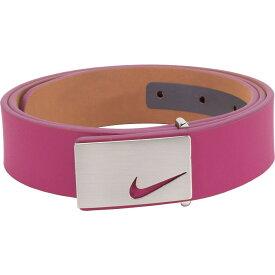 ナイキ Nike レディース ゴルフ ベルト【Sleek Modern Golf Belt】Sport Fuchsia