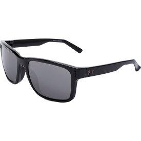 アンダーアーマー Under Armour メンズ メガネ・サングラス 【Assist Polarized Sunglasses】Black/Gray