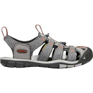 キーン Keen メンズ サンダル シューズ・靴【KEEN Clearwater CNX Sandals】Grey Flannel/Potters Clay