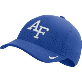 ナイキ Nike メンズ 帽子 エアフォース【Air Force Falcons Blue Aerobill Classic99 Football Sideline Hat】