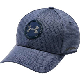 アンダーアーマー Under Armour メンズ ゴルフ 【Jordan Spieth Iso-Chill Tour 2.0 Golf Hat】Blue/Navy