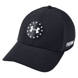 アンダーアーマー Under Armour メンズ ゴルフ 【Jordan Spieth Memorial Day Golf Hat】Black/White