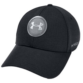 アンダーアーマー Under Armour メンズ ゴルフ 【Jordan Spieth Iso-Chill Tour 2.0 Golf Hat】Black/Gray