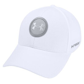 アンダーアーマー Under Armour メンズ ゴルフ 【Jordan Spieth Iso-Chill Tour 2.0 Golf Hat】White/Gray