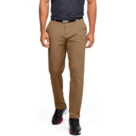 アンダーアーマー Under Armour メンズ ゴルフ テーパードパンツ ボトムス・パンツ【Iso-Chill Tapered Golf Pants】Toffee Beige