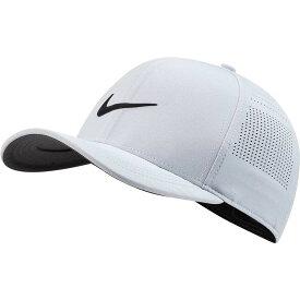 ナイキ Nike メンズ ゴルフ 【2020 AeroBill Classic99 Perforated Golf Hat】Sky Grey/Black