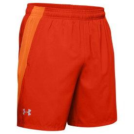 アンダーアーマー Under Armour メンズ ランニング・ウォーキング ショートパンツ ボトムス・パンツ【Launch 7'' Running Shorts (Regular and Big & Tall)】Ultra Orange/Orange Spark