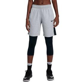 ナイキ Nike レディース バスケットボール ボトムス・パンツ【10'' Dry Essential Basketball Shorts】Wolf Grey
