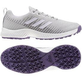 アディダス adidas レディース ゴルフ シューズ・靴【Response Bounce 2.0 Golf Shoes】White/Purple
