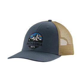 パタゴニア Patagonia メンズ キャップ 帽子【Fitz Roy Scope LoPro Trucker Hat】Dolomite Blue