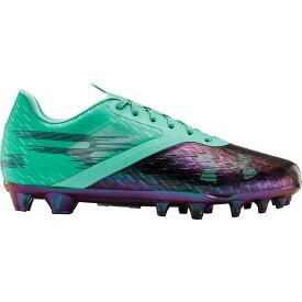 アンダーアーマー Under Armour メンズ アメリカンフットボール シューズ・靴【Blur Lux LE MC Football Cleats】Blue/Purple