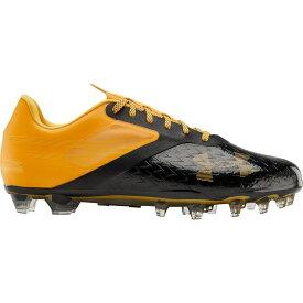 アンダーアーマー Under Armour メンズ アメリカンフットボール シューズ・靴【Blur Lux MC Football Cleats】Yellow/Black