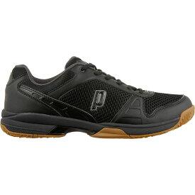 プリンス Prince メンズ テニス シューズ・靴【Advantage Lite Tennis Shoes】Black