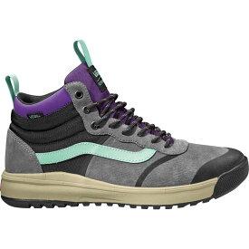 ヴァンズ Vans メンズ シューズ・靴 【Ultrarange HI DL MTE Shoes】Grey/Green