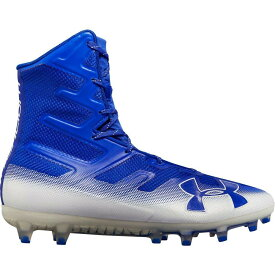 アンダーアーマー Under Armour メンズ アメリカンフットボール スパイク シューズ・靴【Highlight MC Football Cleats】Blue/White